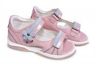 Босоножки детские. Ортопедическая обувь MEMO, модель JASPER, розовые (22-31)