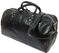 Дорожная сумка саквояж из натуральной кожи 33 л Always Wild C20.004