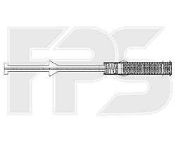 Осушитель кондиционера BMW_5 (E60) 03-10/6 (E63) 03-11/7 (E65 / E66) 01-08