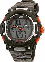 Мужские часы Q&Q GW80J004Y (GW80-004Y)