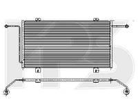 Радиатор кондиционера OPEL MOVANO 98-03, RENAULT MASTER 98-03