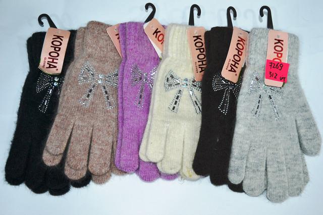 Варежки перчатки оптом