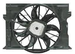 Вентилятор охлаждения MERCEDES BENZ