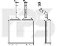 Радиатор печки OPEL COMBO 93-00 CORSA B 93-00