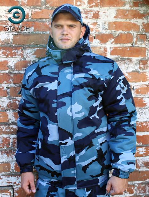 Утепленная одежда