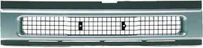 Решетка радиатора черная -04
