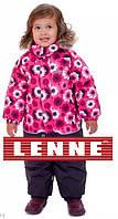 Зимний комбинезон для девочки LenneFUN 18309-2600. Размеры 86 и 92.