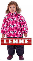 Зимний комбинезон для девочки LenneFUN 18309-2600. Размер 92.