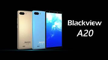 Обзор Blackview A20