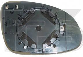 Вкладыш зеркала левый с обогревом SUPERB 02-08