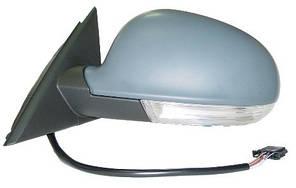 Зеркало левое электро с обогревом PASSAT B5 00-05