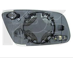 Вкладыш зеркала левый с обогревом A6 1997-00 C5