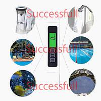 Тестер качества воды (солемер tds метр) EC 07