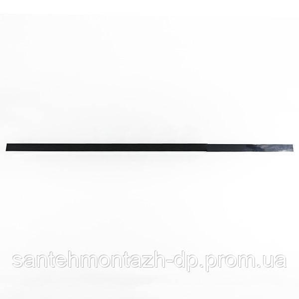 KOLO профиль поддерживающий стенку 80см, серебряный блеск