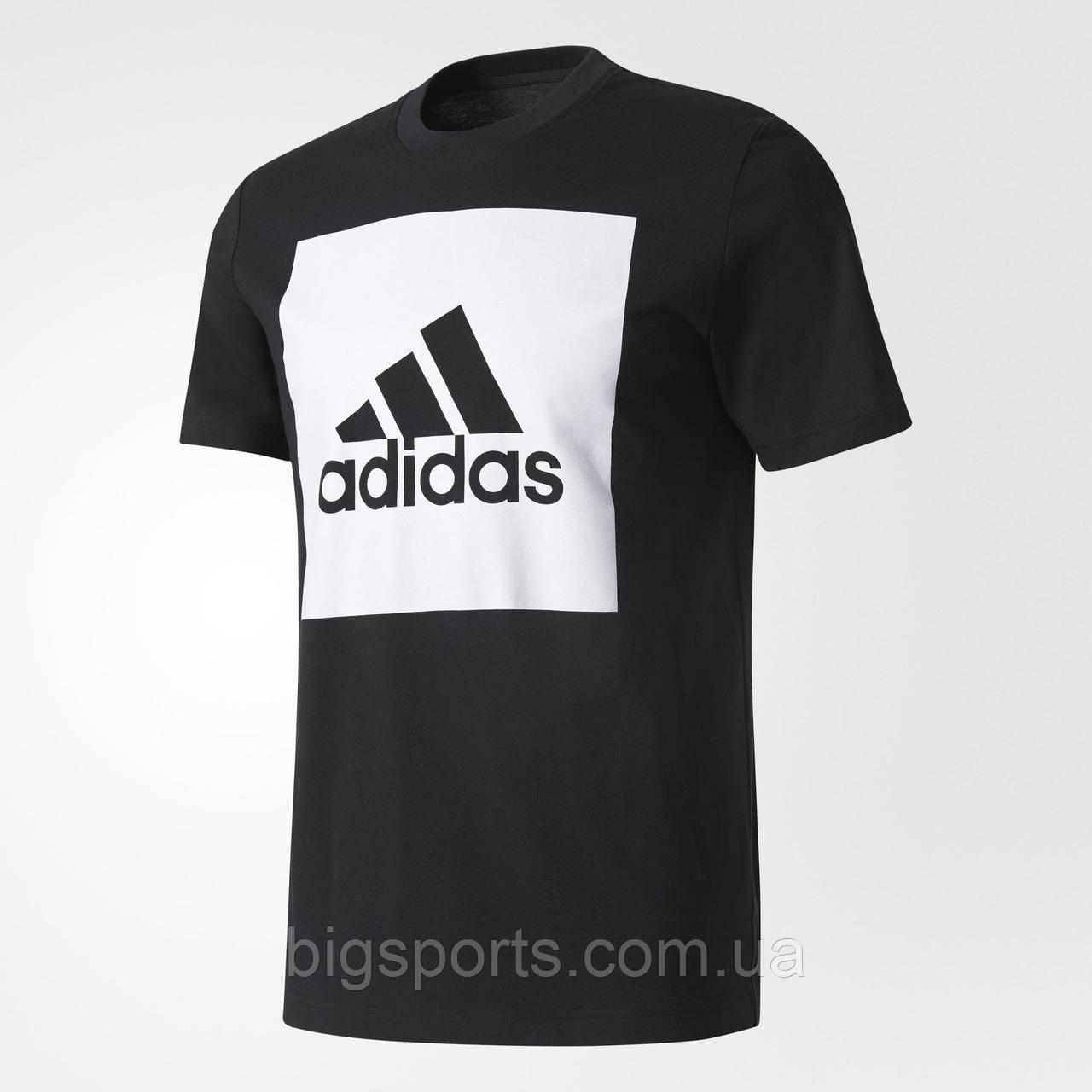 Футболка муж. Adidas Ess Biglogo Tee (арт. S98724)