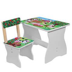 Детский столик и стульчик Bambi 504-10