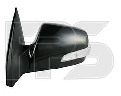 Зеркало правое электро с обогревом с указателем поворота без подсветки Sportage 2004-08