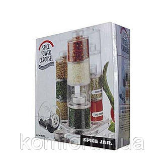 Набор для специй Spice Tower Carousel, фото 2