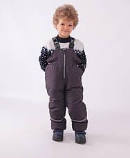 Детский зимний комбинезон для мальчика Кико 5015,  92-122, фото 2