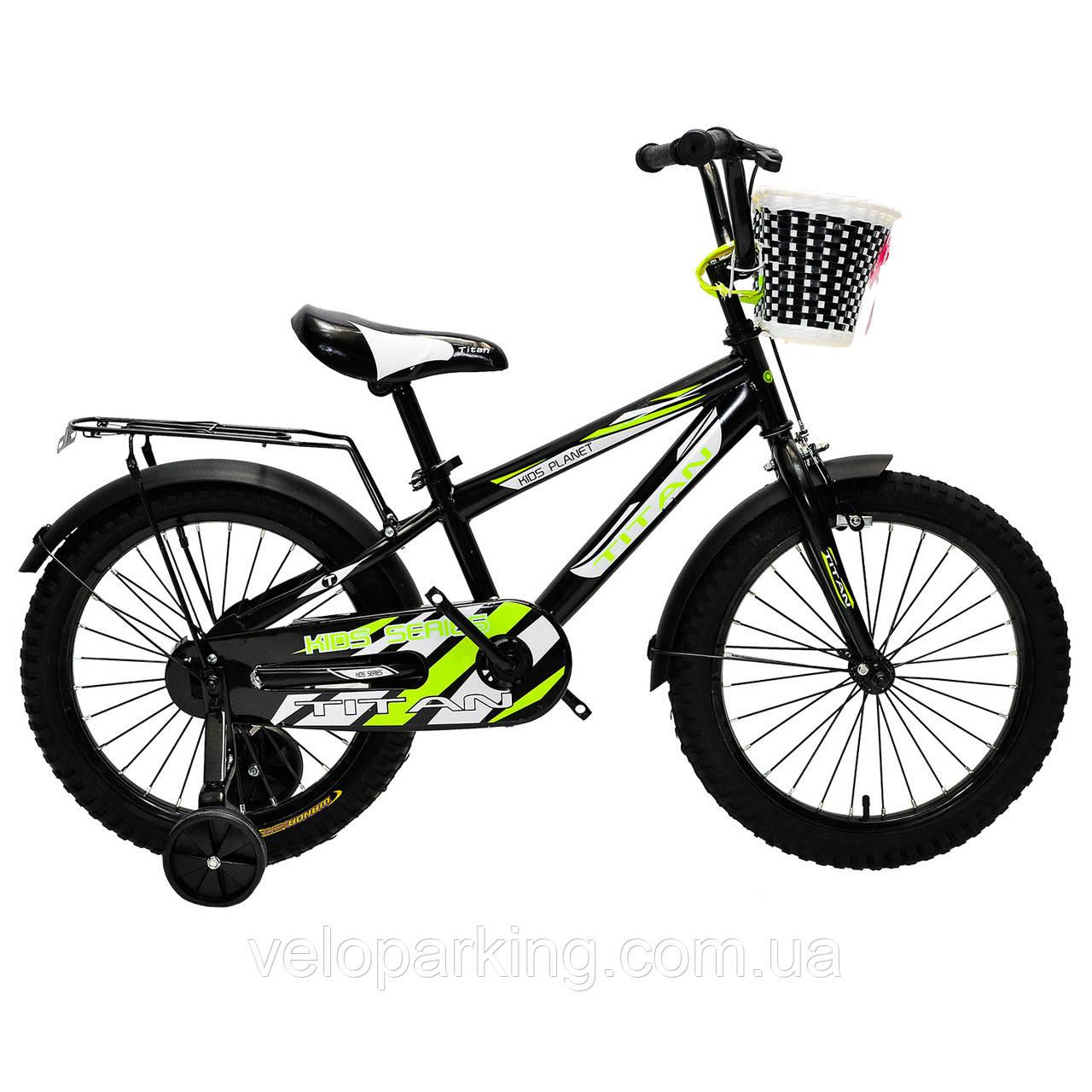Велосипед детский Titan BMX 18″ (2018) NEW