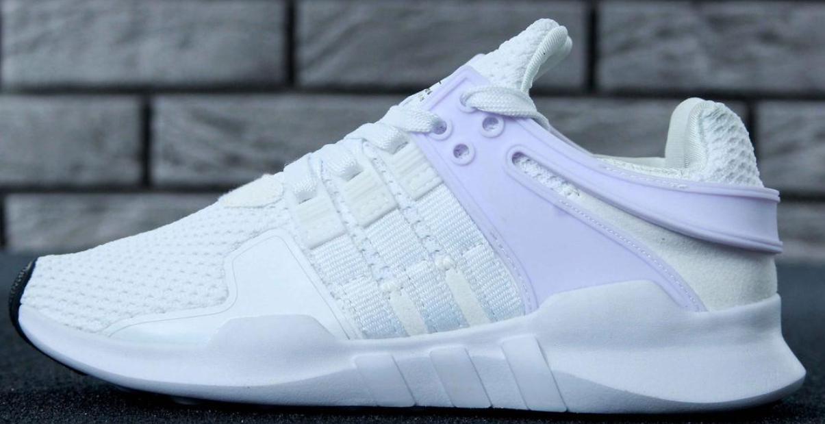 Женскиие Кроссовки Adidas EQT Support ADV White