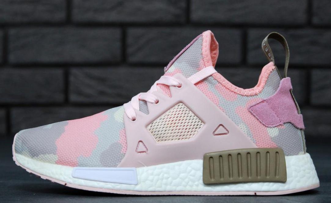 Женские кроссовки Adidas NMD XR1 Pink