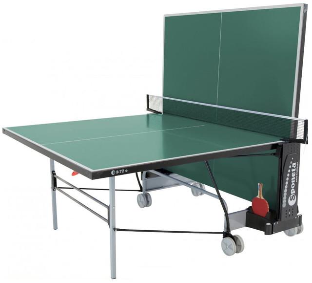 Всепогодный теннисный стол Sponeta S3-72е