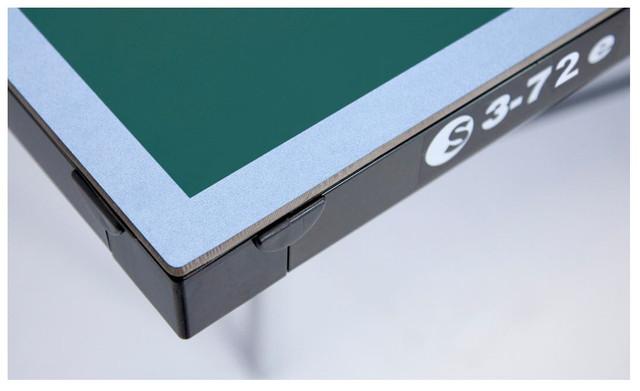 Всепогодный теннисный стол Sponeta S3-72е (Фото 4)