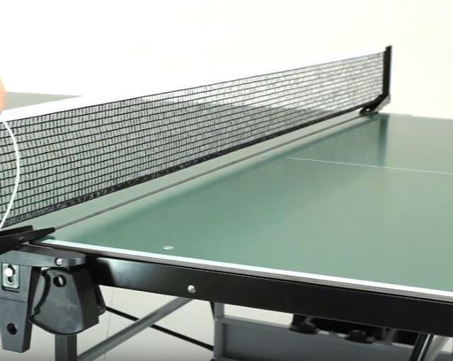 Всепогодный теннисный стол Sponeta S3-72е (Фото 7)