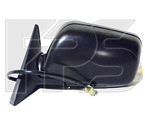 Зеркало лев. эл. с обогр. глянец выпукл. 5 PIN Subaru Forester 2003-05