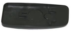 Вкладыш зеркала лев. без обогр. выпукл. нижн. квадратный крепеж Volkswagen Crafter 2006-