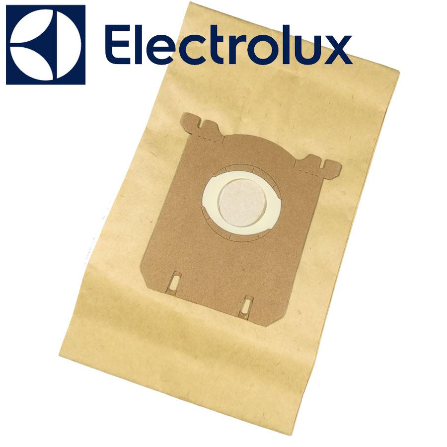 ➜ Набор двухслойныхбумажных мешков к пылесосу Electrolux