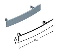 Крышка RLG003.226. 407230200, Серебристый металлик RAL9006