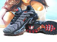 Кроссовки мужские Nike Air Max 95 TN Plus репликасерые 45 р., фото 1
