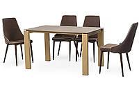 Стол обеденный T-310, капучино