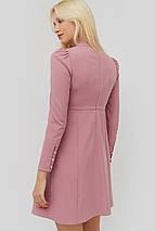 Женское закрытое платье с завышенной талией (Kevin crd), фото 3