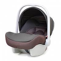 Детское автокресло-переноска CARRELLO Mini CRL-11801 Iron Black детям от рождения до 15 месяцев