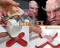 Ecoflex0-50 Экофлекс очень мягкий, полупрозрачный,очень высокоэластичный силикон (США). Пробник 0,9 кг, фото 1