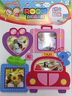 14BS0827-2 (квадрат) Room  Décor Коллаж Детская 1010
