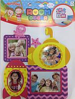 14BS0827-2 Room  Décor Коллаж Детская Овал 1007