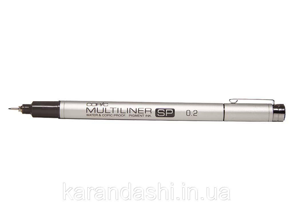 Линер Copic Multiliner SP 0,2 мм, заправляемый