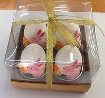 14BS0813-6 Свеча в форме Пасхального яйца