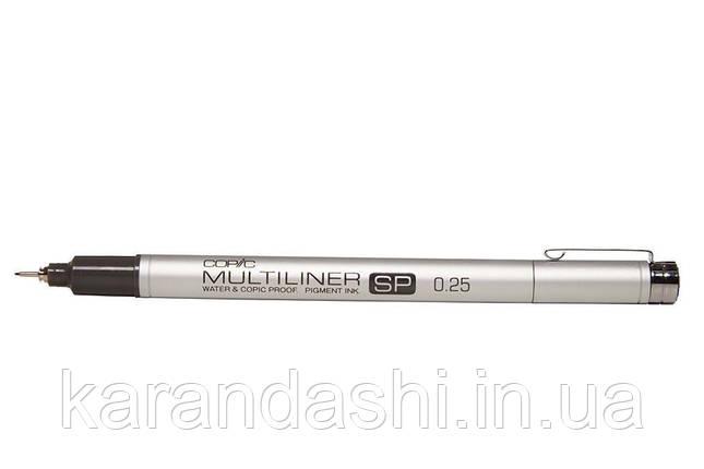 Линер Copic Multiliner SP 0,25 мм, заправляемый, фото 2