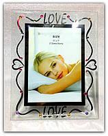 """Фоторамка """"Love""""  для фото 13×18"""