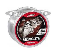 Леска 0.10 мм / MonolIth Premium / Jaxon