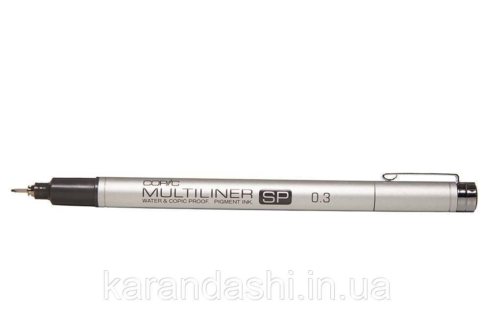 Линер Copic Multiliner SP 0,3 мм, заправляемый