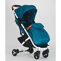 Детская прогулочная коляска Йога El Camino Yoga M 3910-12 бирюзовая (разные цвета). ОРИГИНАЛ!!!