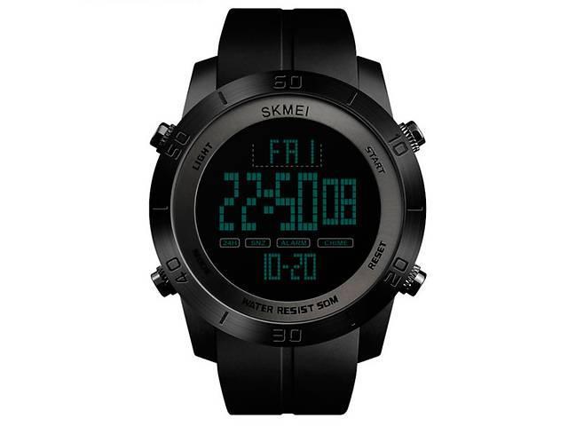 • Оригинал! Skmei(Скмей) 1353  BEST | Cпортивные мужские часы !
