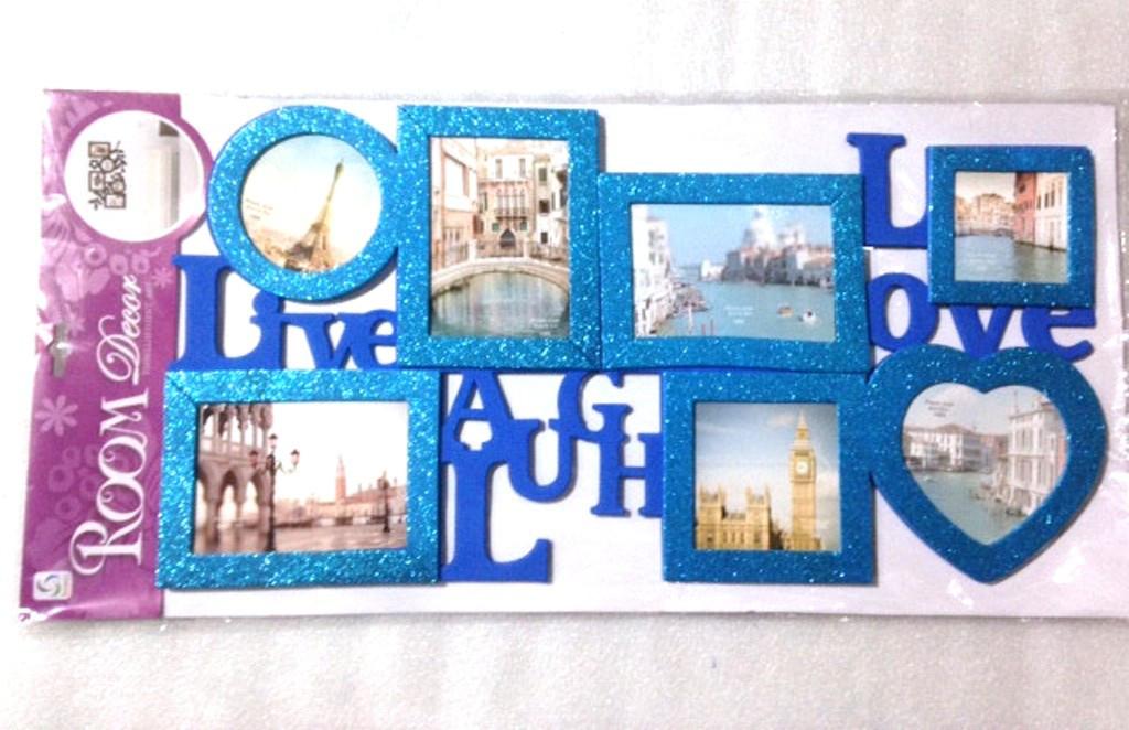 "Room Dеcor Коллаж на 7 фото ""live-laugh-love"""