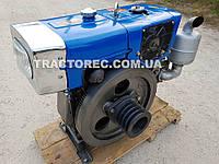 Двигатель дизельный Zubr ZS1100NM с електрозапуском, мощностью от 15 до 17.5 л.с, Лучшая цена! Доставка!